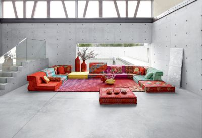 Canapé Modulable La Roche Bobois Mah Jong Composition Missoni Home Canapes Convertibles