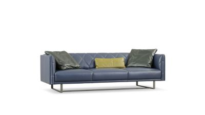 Bank Corduroy Cool Up To Date Large Seat Sofa With Corduroy Hoekbank