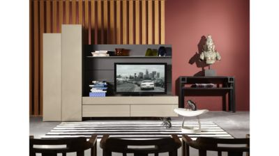 Composition Meuble Tv Design Globo Tv Unit Roche Bobois