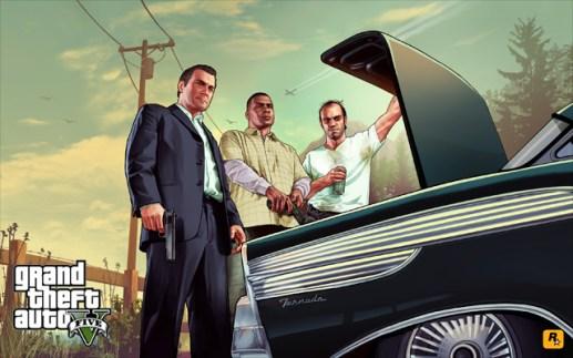 Grand Theft Auto V The Trunk