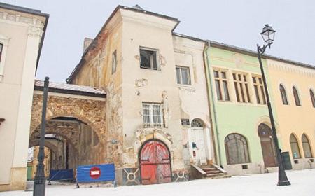 Casa Iancu de Hunedoara din Baia Mare