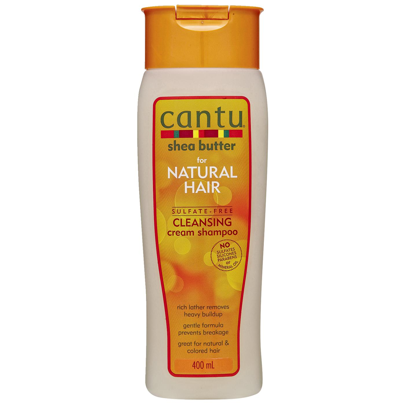 Locken Styling Produkte Shea Butter Cleansing Cream Shampoo