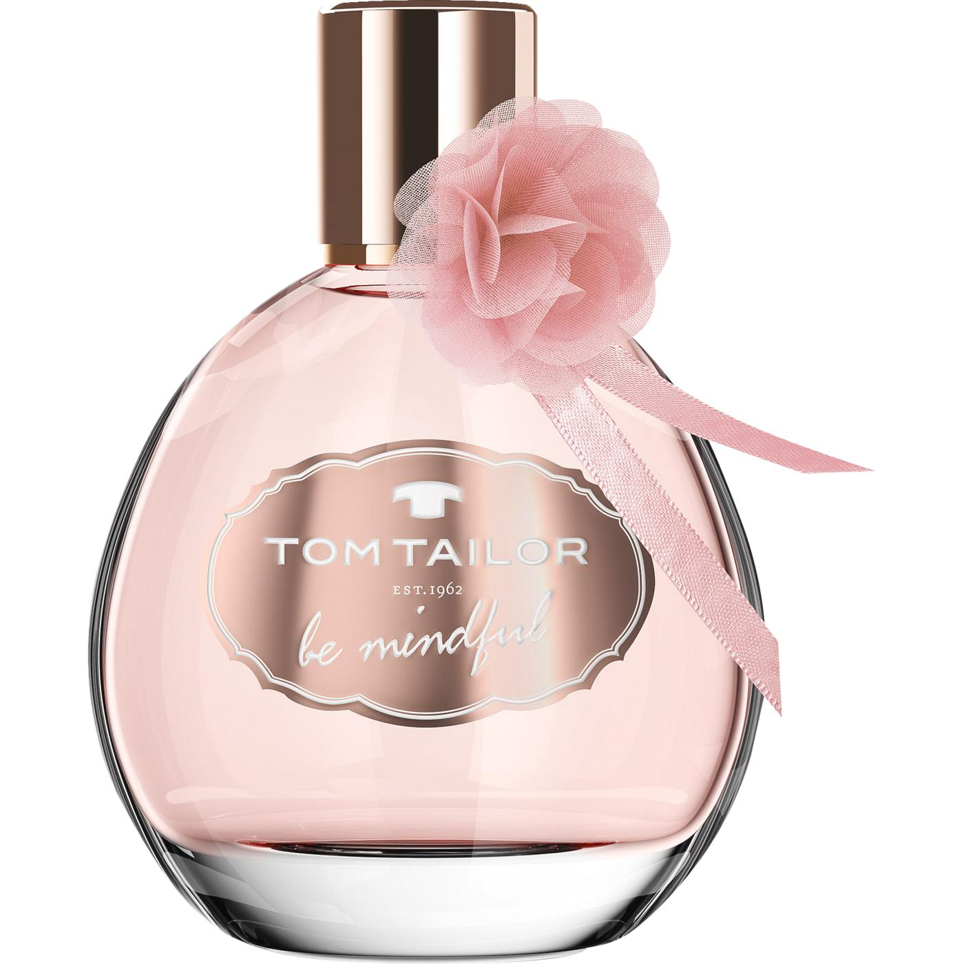 Www Tom Tailor Be Mindful Woman Eau De Toilette