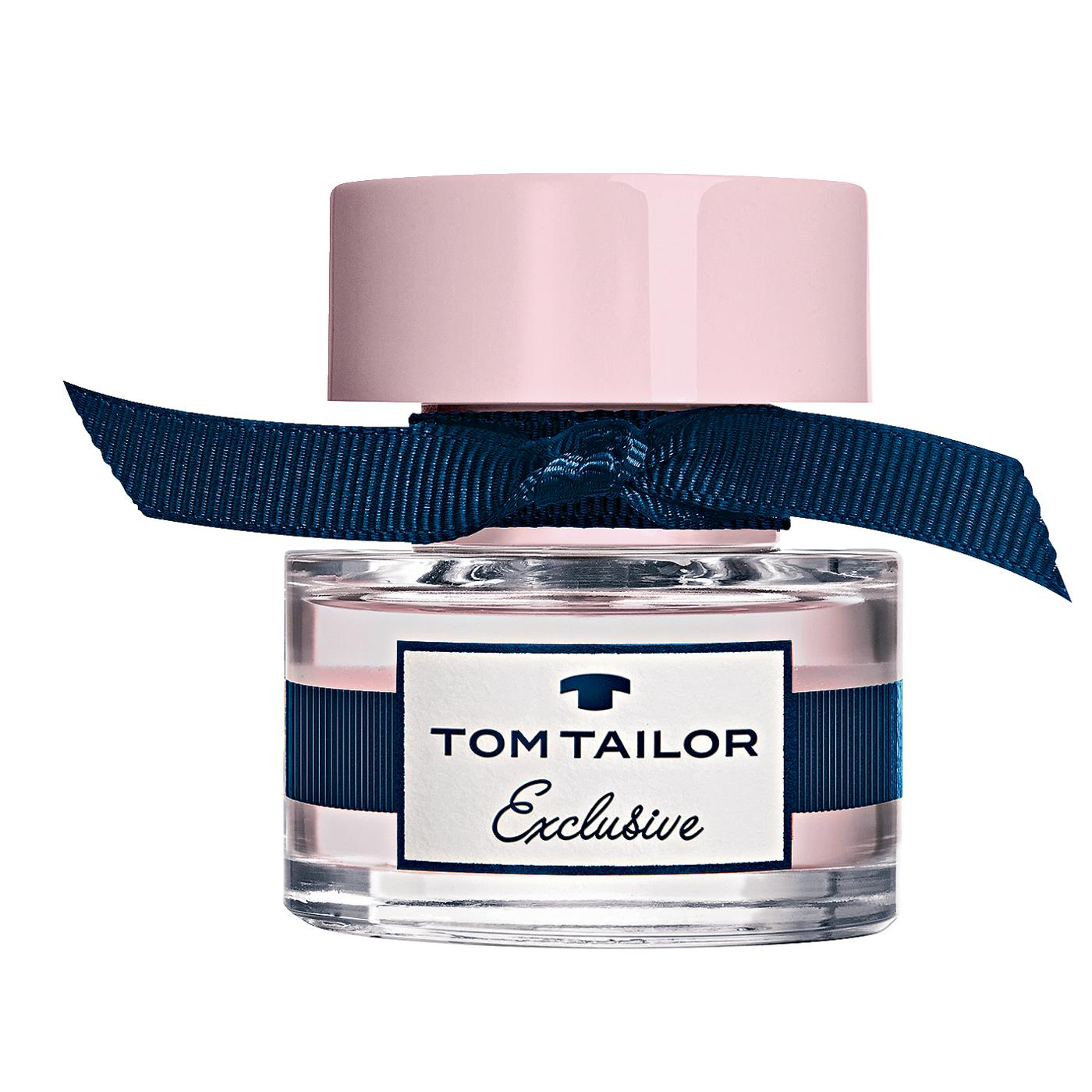 Www Tom Tailor Exclusive Woman Eau De Toilette