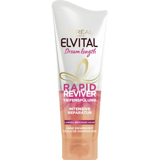 Kaffee Günstig Kaufen L'oréal Paris Elvital Dream Length Rapid Reviver
