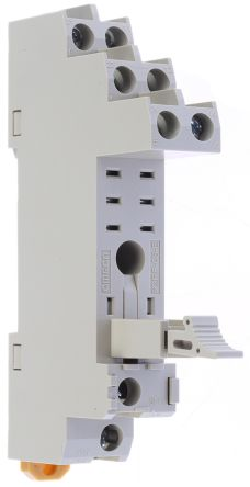 P2RF08E Omron Relay Socket, 250V ac for use with G2R-2-S Relays