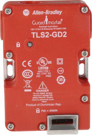 440G-T27127 440G-T Solenoid Interlock Switch Power to Lock 24 V ac