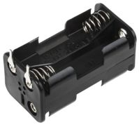 BATTERY HOLDER 4XAA (PCB) | RS Pro AA PCB Battery Holder ...