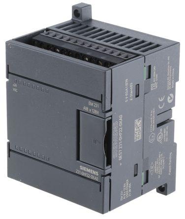 6ES7231-0HF22-0XA0 Siemens PLC Expansion Module Input 8 Input, 0