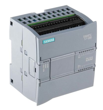 6ES7211-1BE40-0XB0 Siemens Siemens S7-1200 PLC CPU, Ethernet