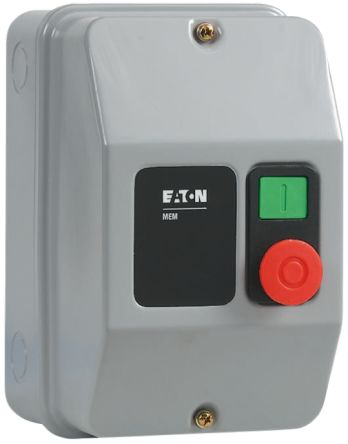 28ADS1X Eaton 9 kW Automatic DOL Starter, 240 V, 3 Phase, IP54