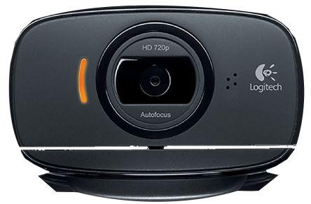 960-001064 Logitech C525 8MP Webcam RS Components