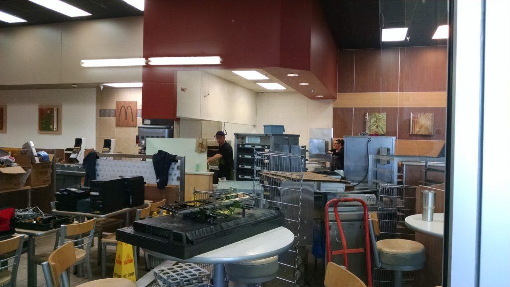 Wal-Mart McDonald\u0027s restaurant closes KNEB