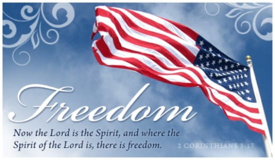 Christian Wallpaper Fall Happy Birthday Free Freedom Ecard Email Free Personalized Patriotic