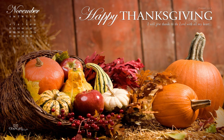 Fall Harvest Wallpaper Christian Nov 2012 Thanksgiving Desktop Calendar Free November