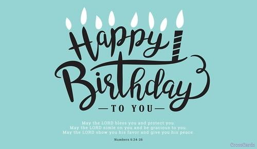Christian Wallpaper Fall Happy Birthday Free Birthday Ecards The Best Happy Birthday Cards Online
