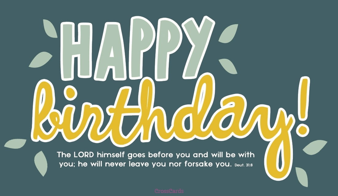 Christian Wallpaper Fall Happy Birthday Free Christian Ecards Email Greeting Cards Online