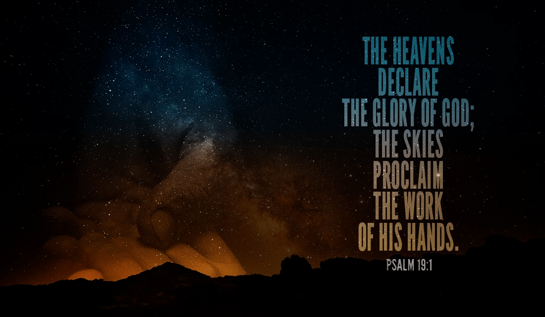 Powerful Quotes Phone Wallpaper Free The Heavens Declare The Glory Of God Ecard Email