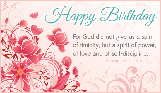 Free Birthday Cards for Women woman praised ecard send free - birthday cards format