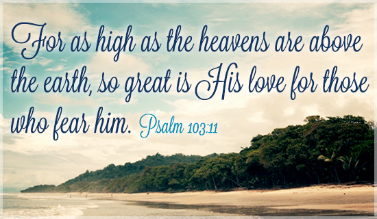 Christian Wallpapers For Girls Free Psalm 103 11 Ecard Email Free Personalized