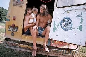 hippie goddess nude