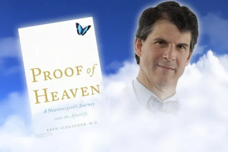 Dr. Eben Alexander and his