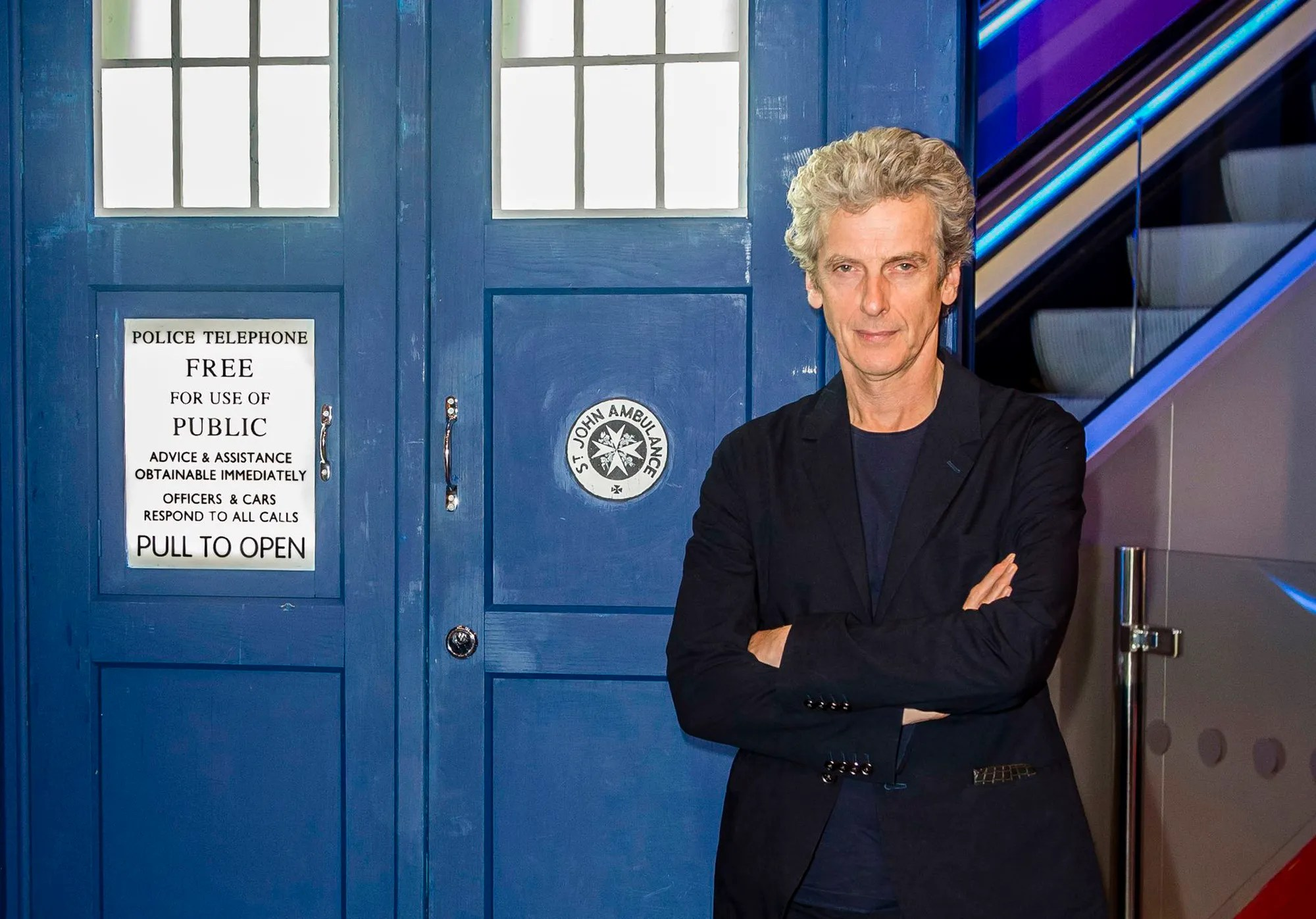 Salon Who's Next Who S Next Peter Capaldi To Quit
