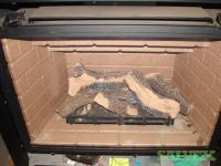 Fireplace, Gas-Uninstalled   Salvex