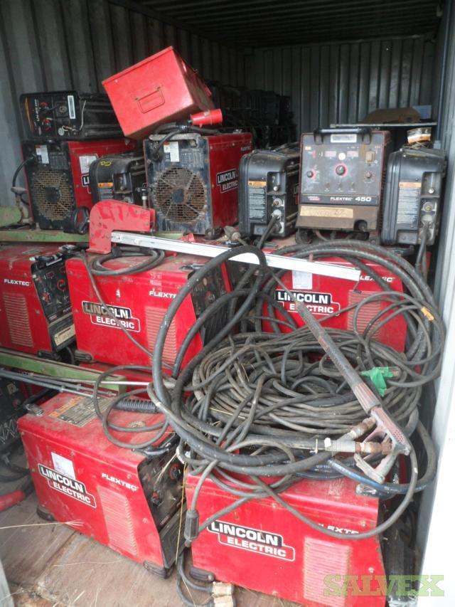 Pretty Lincoln Ln 15 Wire Feeder Pictures -- Lincoln Electric Ln 15