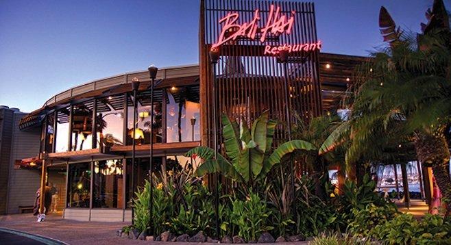 4d9c3f9dfa3755b0bb58fcba50f8b15b Bali Hai Restaurant San Diego