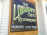 Living Room Caf and Bistro | San Diego Reader