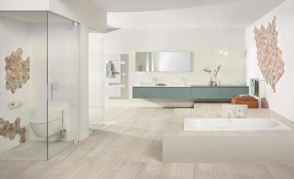 Badkamer Trends Tegels : De badkamertrends van die je overal gaat zien van marcke