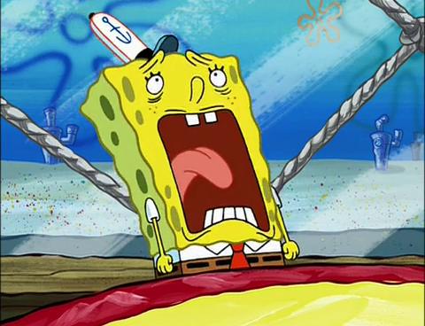 Emotion Wallpaper With Quotes Spongebuddy Mania Spongebob Episode The Algae S Always