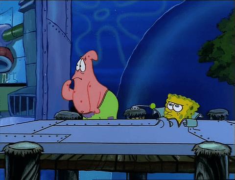 Serious Quotes Wallpapers Spongebuddy Mania Spongebob Episode Sandy S Rocket