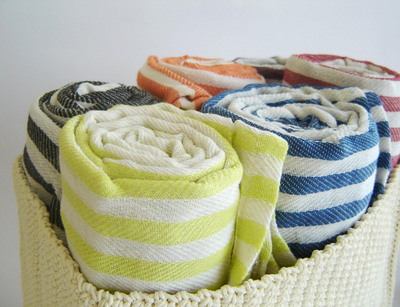 High Quality Turkish Towel Peshtemal Schooner Chandlery