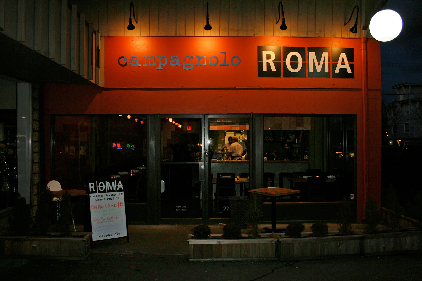 Il Caminetto Pizzeria Roma East Hastings Campagnolo Roma Is Closing Scout Magazine
