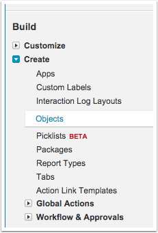 Step 1 - Accessing the Template Settings Object