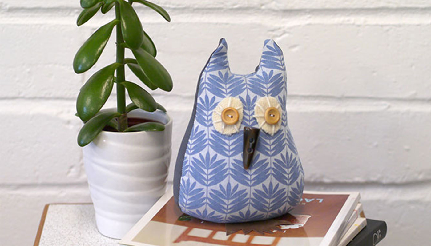 Animal Door Stops Uk How To Make A Scented Owl Door Stop Secret Linen Store