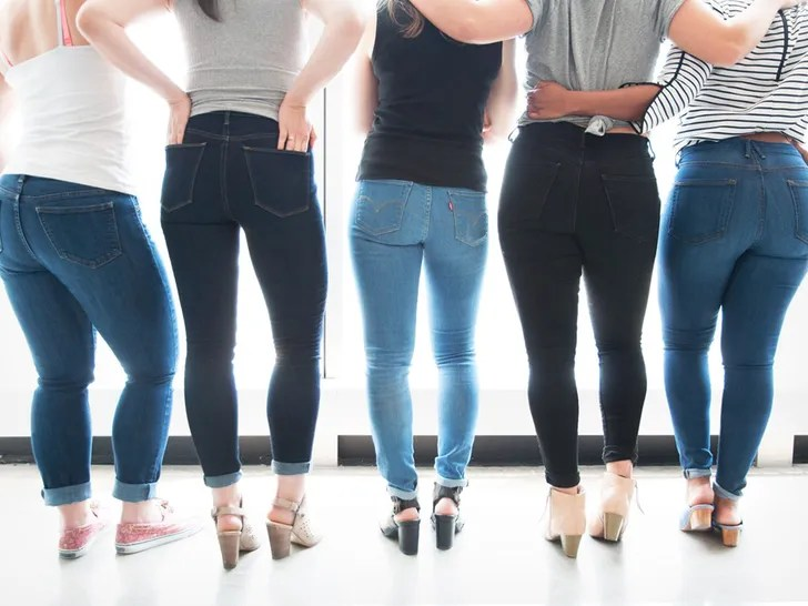 9 Jeans For Thick And Athletic Thighs That Wont Gap At