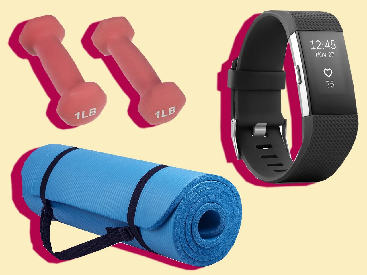 Amazon Yogamatte The Top Rated Fitness Gear On Amazon Right Now According To