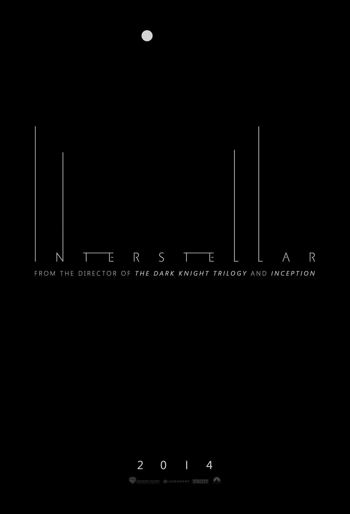 Minimalist Quote Wallpaper Affiches Posters Et Images De Interstellar 2014