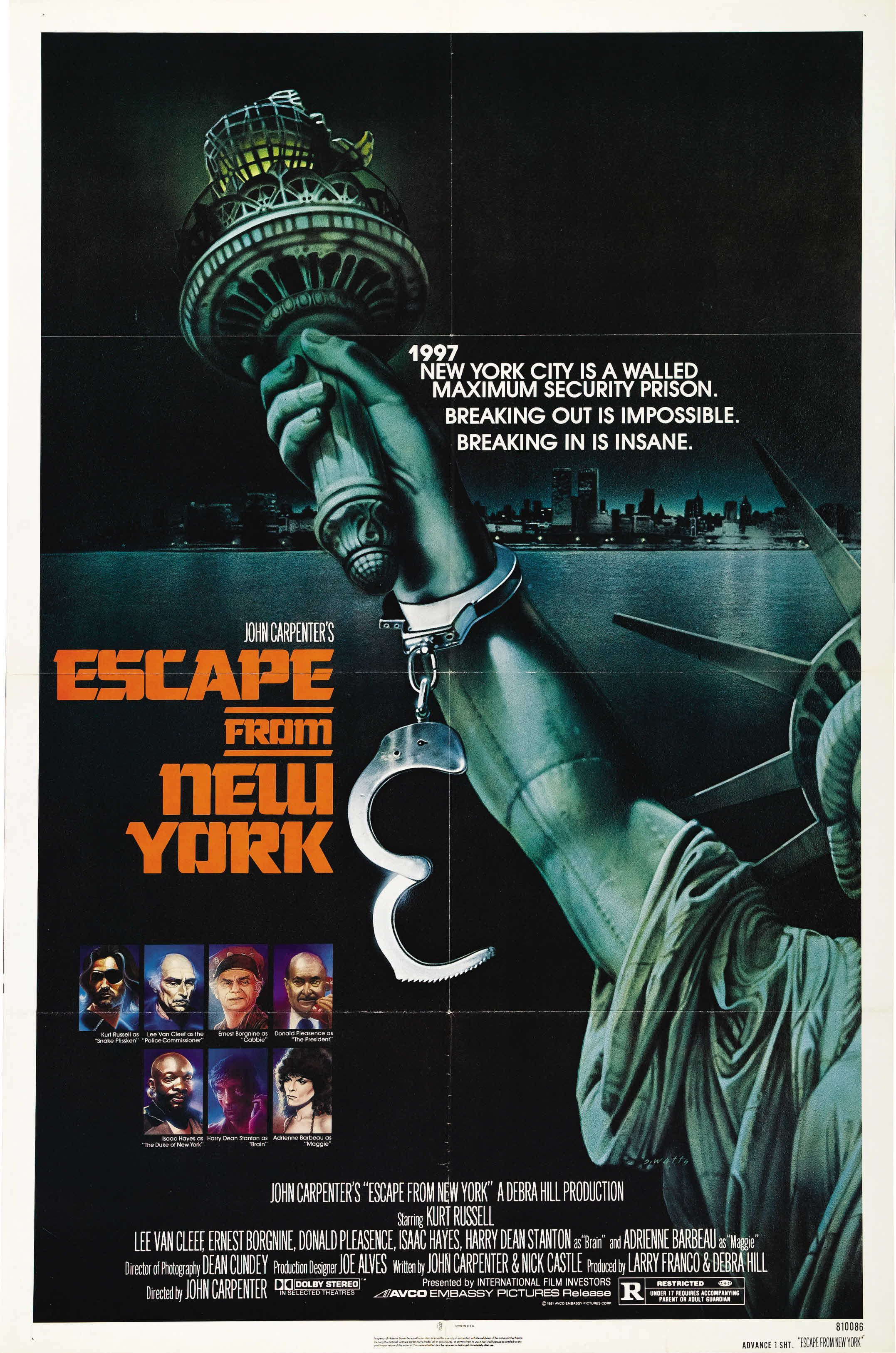 Affiche New York Affiches Posters Et Images De New York 1997 1981