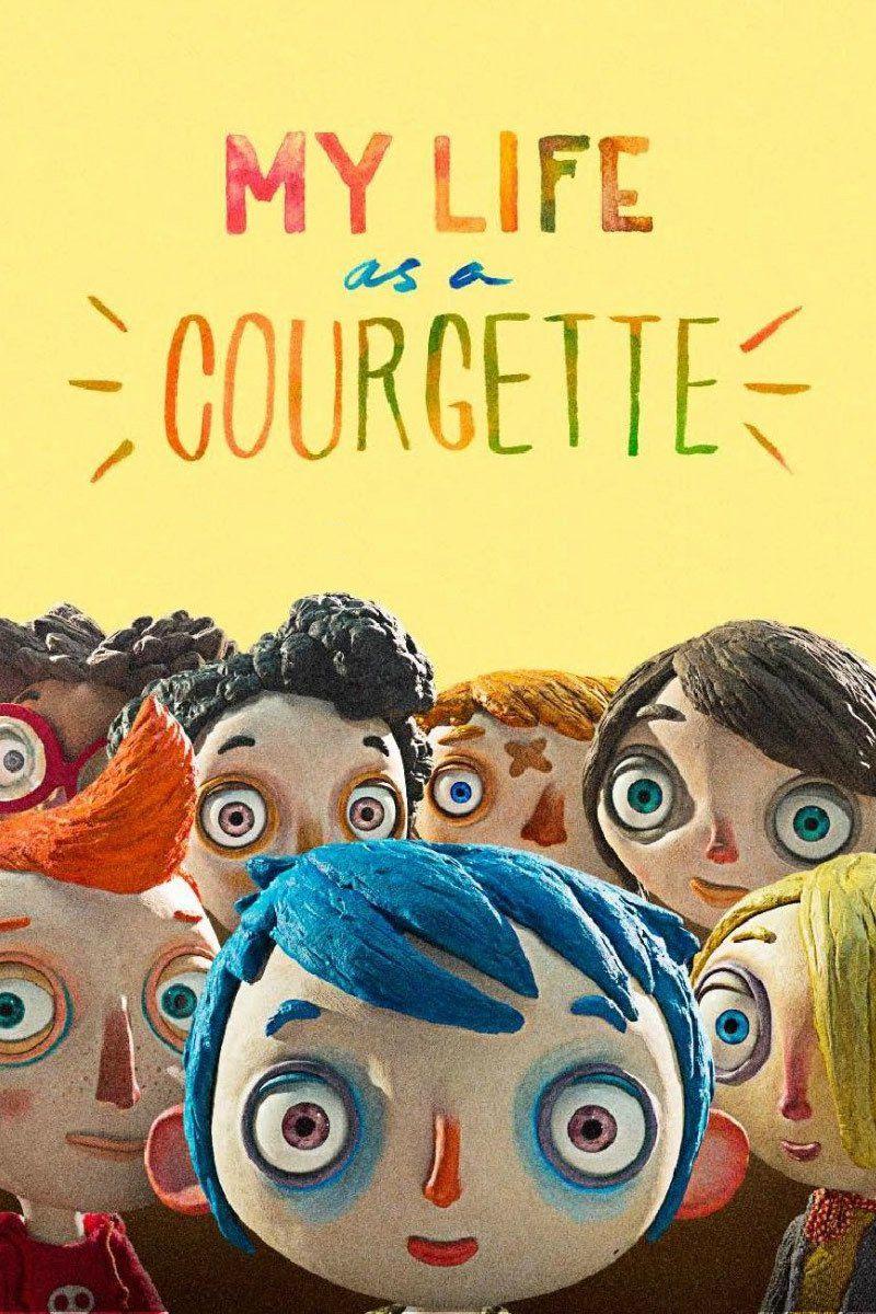 S Animation Wallpaper Affiches Posters Et Images De Ma Vie De Courgette 2016