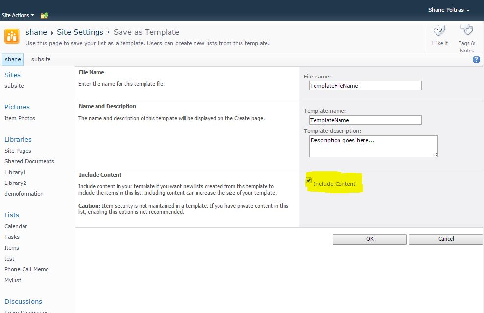 Copy a List in SharePoint or Office 365 - ShareGate