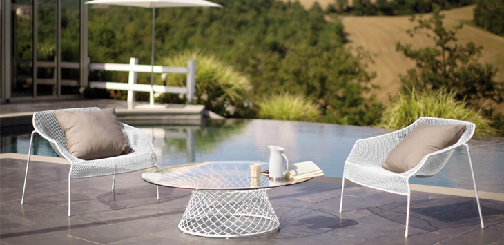 Divani Kartell Per Esterno Emu: Outdoor Furniture Made In Italy | Shop Mohd