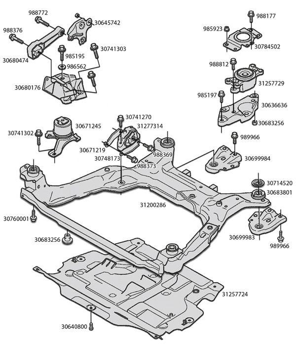 volvo xc70 2008 wiring diagram