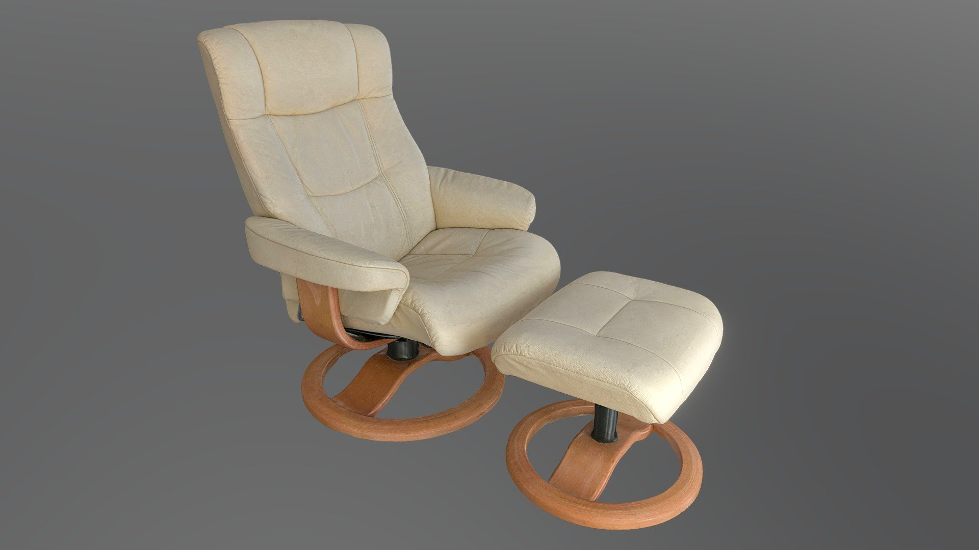 Relax Leather Chair Relax Ledersessel Download Free 3d Model By Nedo Nedo 5c9785e Sketchfab