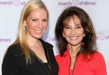 Susan Lucci Liza Huber