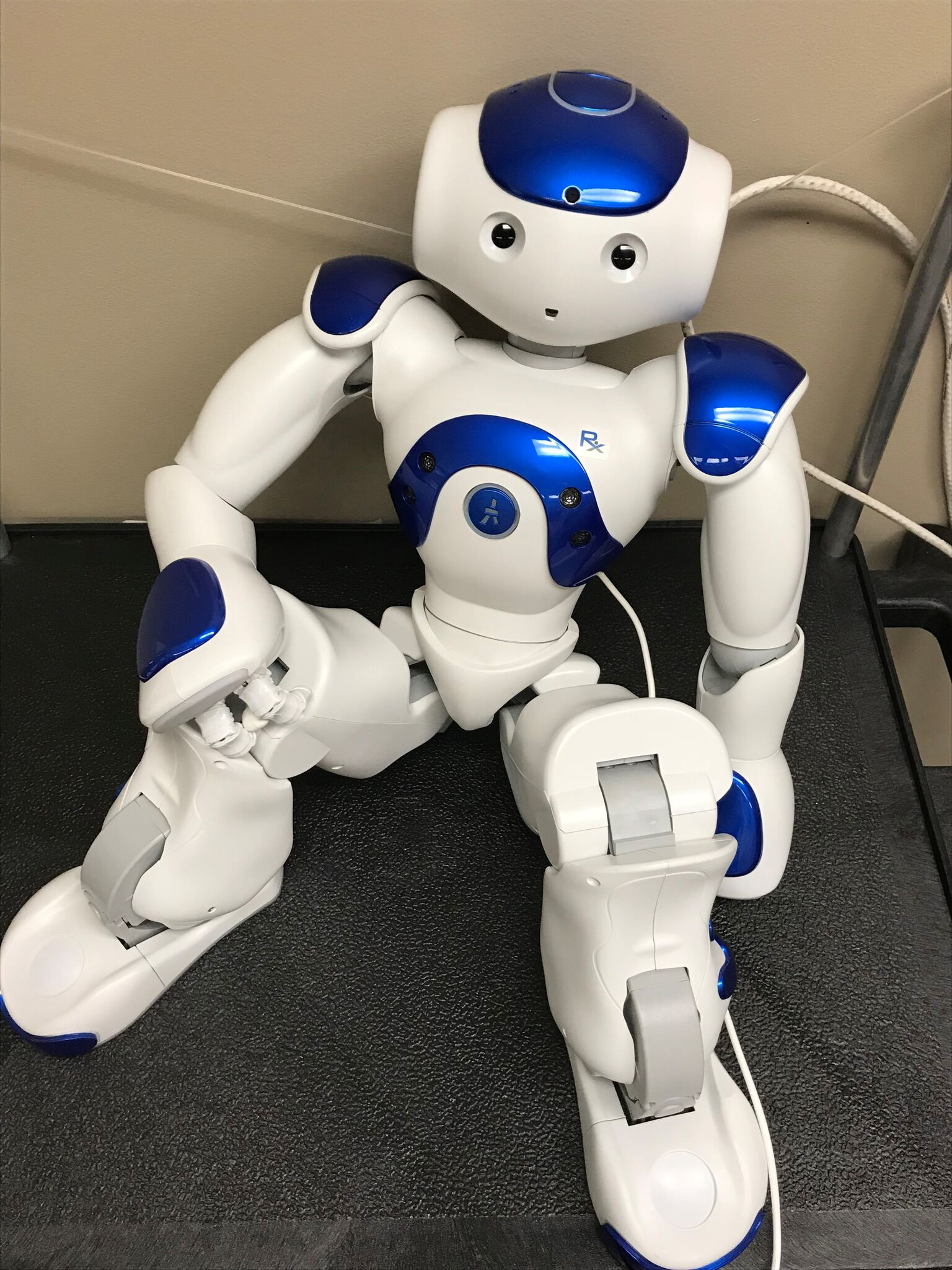 Children Robot New Humanoid Robot At Ruh To Help Children Country 600 Cjww