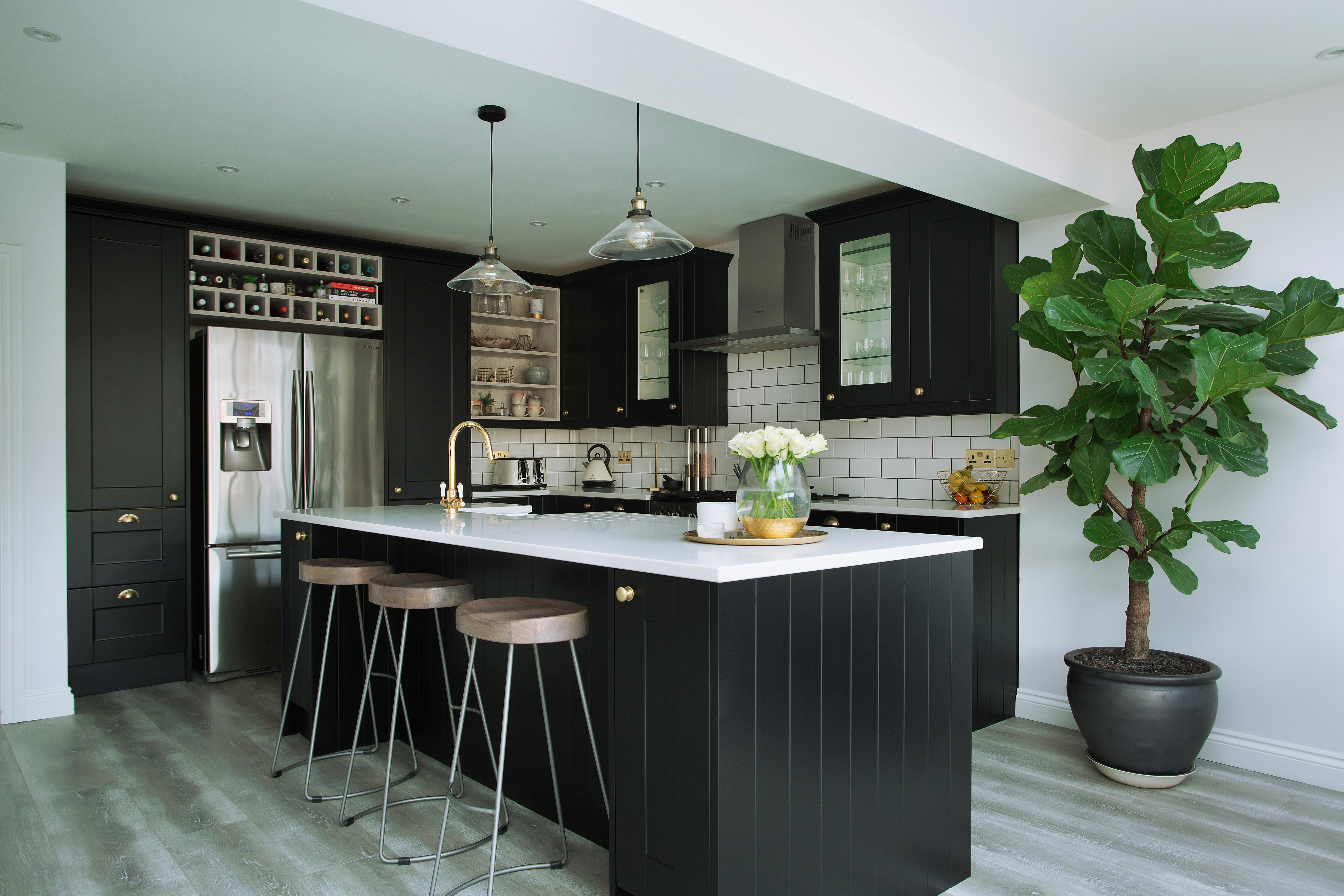 Black Design For Kitchen 10 Home Design Trends To Watch For In 2019 The Spokesman Review